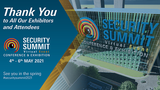 Security Summit Virtual Event – Breaking New Ground for the Virtual Trade Events