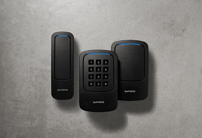 Suprema XPass 2. The ideal solution for secure access control