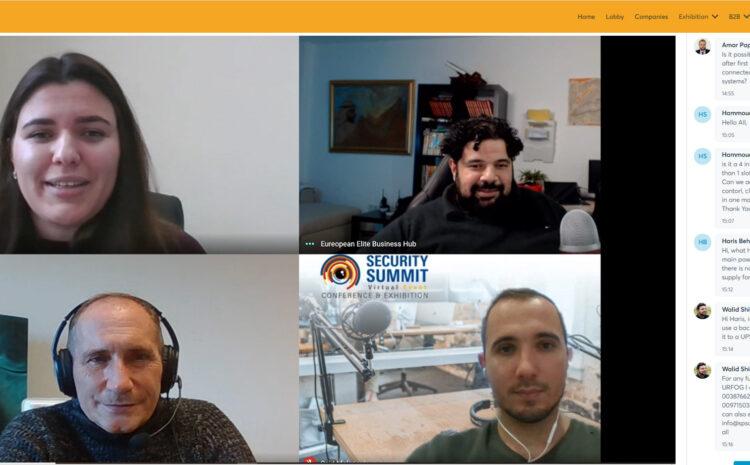 Održan prvi webinar Security Summita