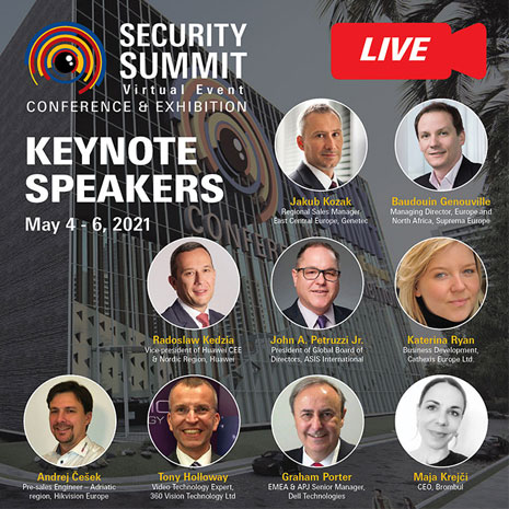 WATCHING ON THE TRENDS – ANSWERING QUESTIONSKEYNOTE SPEAKERS AT SECURITY SUMMIT